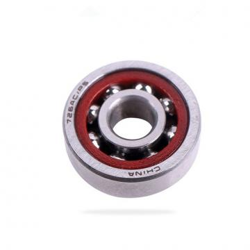 25 mm x 52 mm x 22,22 mm  Timken 5205KD Angular Contact Bearings