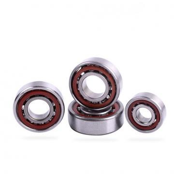0.669 Inch | 17 Millimeter x 1.575 Inch | 40 Millimeter x 0.472 Inch | 12 Millimeter  Timken 7203W SU Angular Contact Bearings