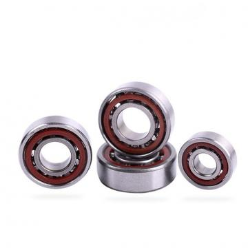 40 mm x 90 mm x 1.4375 in  SKF 3308 E 2RS C3 Angular Contact Bearings