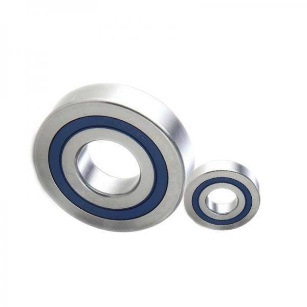 40 mm x 80 mm x 1.1875 in  SKF 3208E/C3 Angular Contact Bearings #1 image